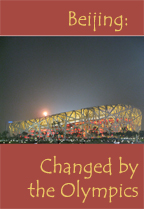 Beijing: Changed by the Olympics